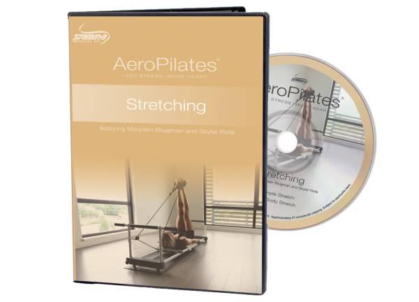 AeroPilates Stretching Workout DVD product image