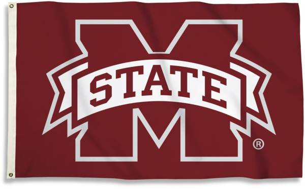 Flagpole-To-Go Mississippi State Bulldogs 3' X 5' Flag product image