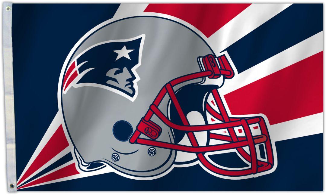 Go Patriots >> Flagpole To Go New England Patriots 3 X 5 Flag