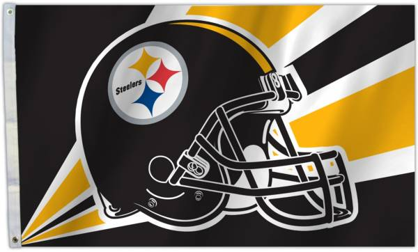 Flagpole-To-Go Pittsburgh Steelers 3' X 5' Flag product image