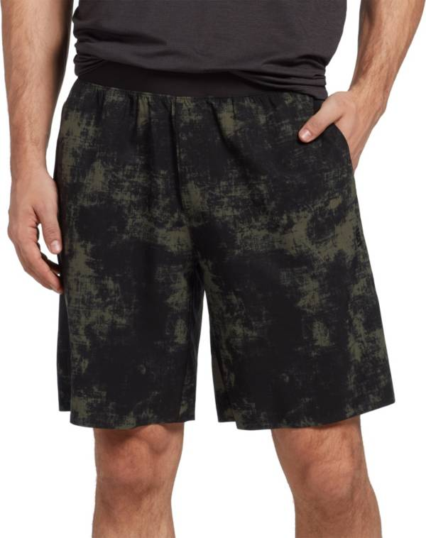 SECOND SKIN Men's Printed Stretch Woven Shorts product image