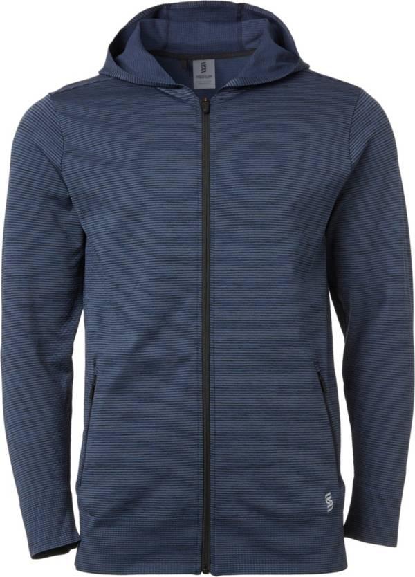 SECOND SKIN Men's Seamless Full Zip Hoodie product image
