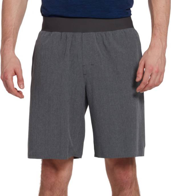 SECOND SKIN Men's Heather Stretch Woven Shorts product image