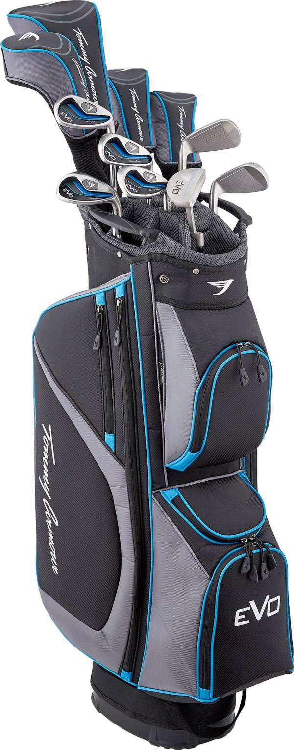 Tommy Armour Senior EVO 16-Piece Complete Set – (Graphite) product image