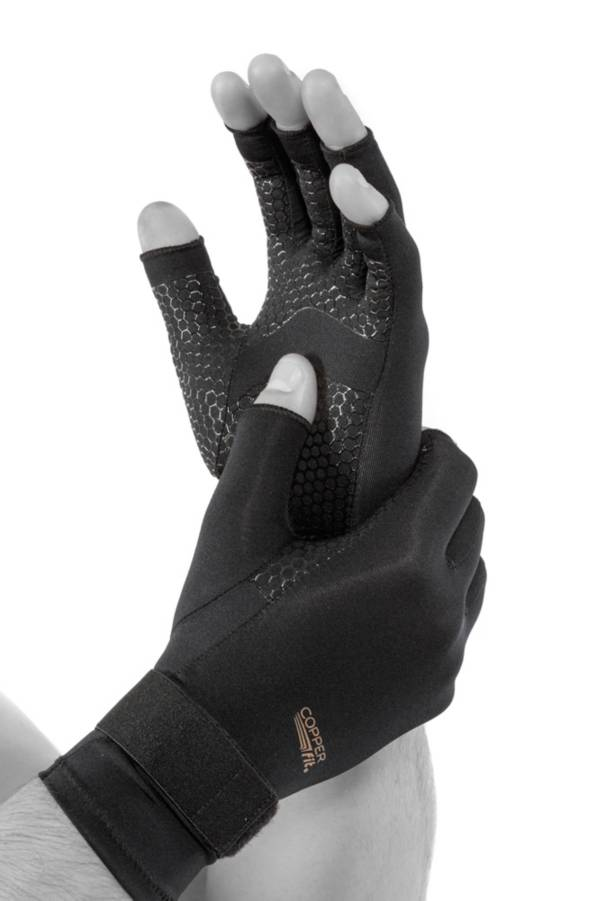 CopperFit CBD Compression Gloves product image