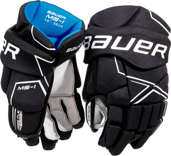 Bauer Senior MS1 Ice Hockey Gloves product image