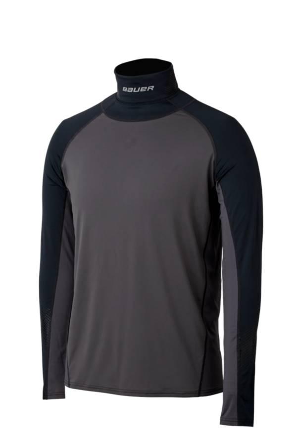 Bauer Men's Neck Protect Long Sleeve Hockey Shirt product image