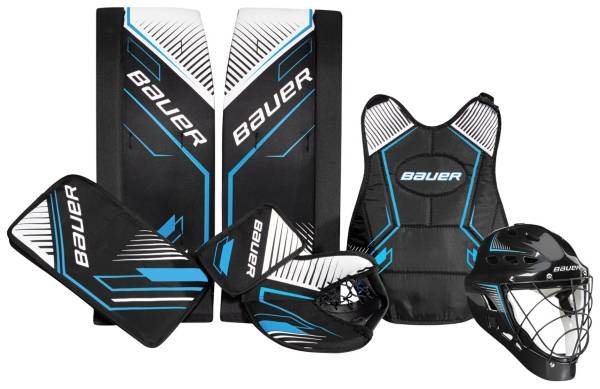 Bauer Youth Recreational Street Hockey Goalie Kit | DICK'S Sporting Goods