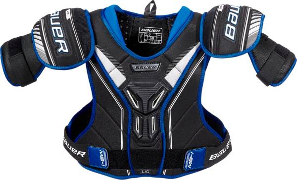 Bauer Junior MS1 Hockey Shoulder Pads product image