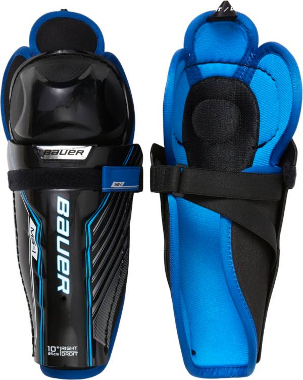 Bauer Youth MS1 Hockey Shin Guards product image