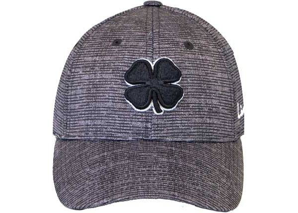 Black Clover Men's Crazy Luck Fitted Golf Hat product image