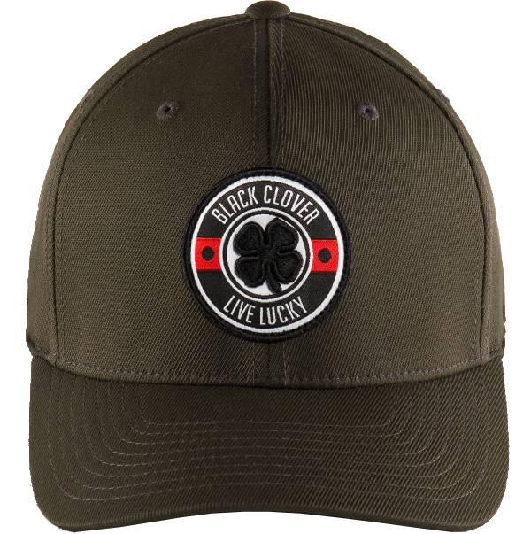 Black Clover Men's High Roller 1 Golf Hat product image