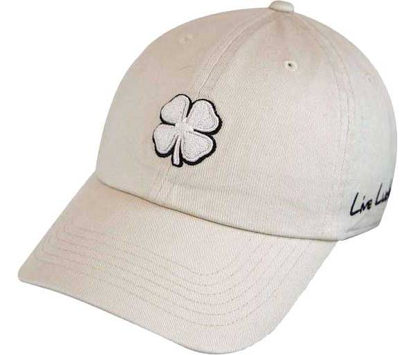 Black Clover Men's Mr. Luck Golf Hat product image