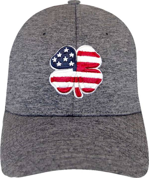 Black Clover Men's USA Heather Golf Hat product image