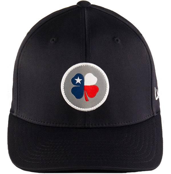 Black Clover Men's Texas Flag Nation Golf Hat product image