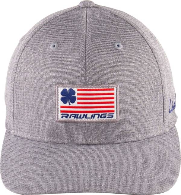 Black Clover + Rawlings Nation Fitted Hat product image