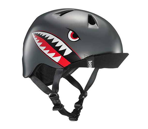 Bern Niño/Niña Youth Satin Helmet product image
