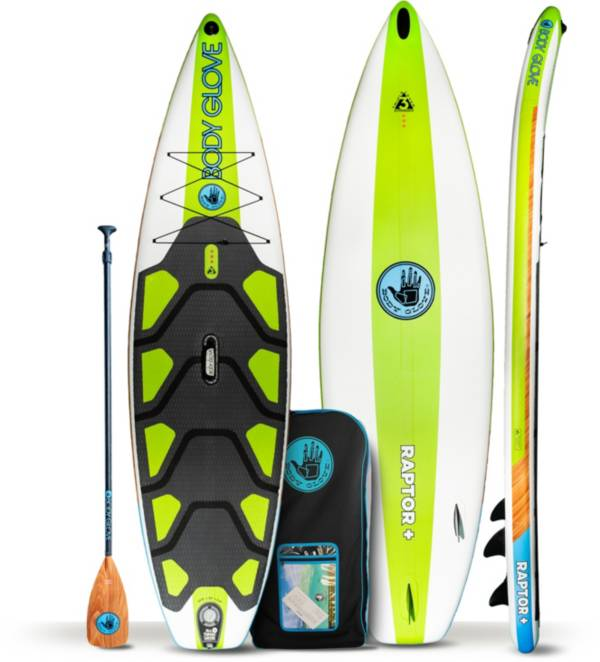Body Glove Raptor Plus Inflatable Stand-Up Paddle Board With Paddle product image