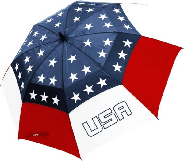 "Bag Boy Wind Vent 62"" USA Golf Umbrella product image"