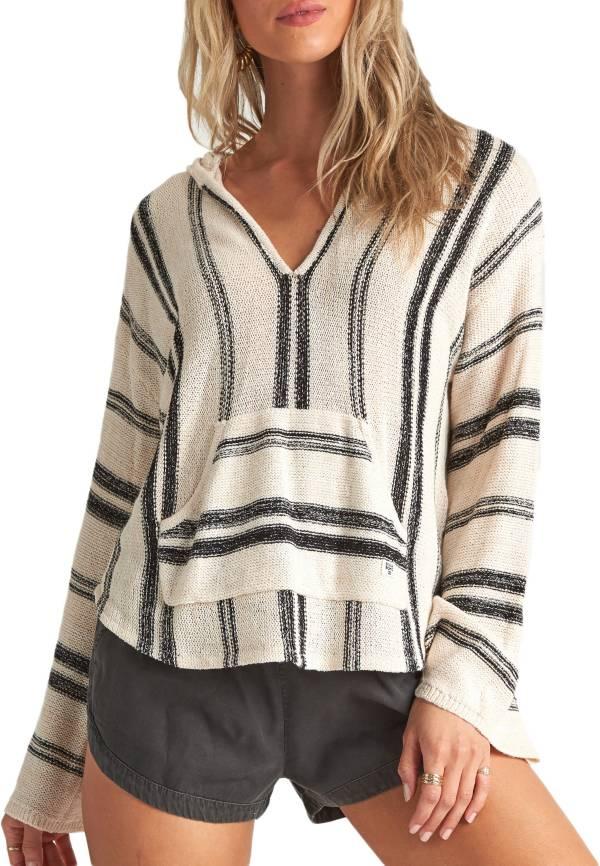 Billabong Women's Baja Beach Stripe Hooded Pullover product image