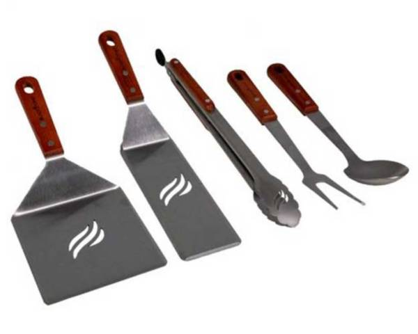 Blackstone 5-Piece Deluxe Outdoor Cooking Set product image