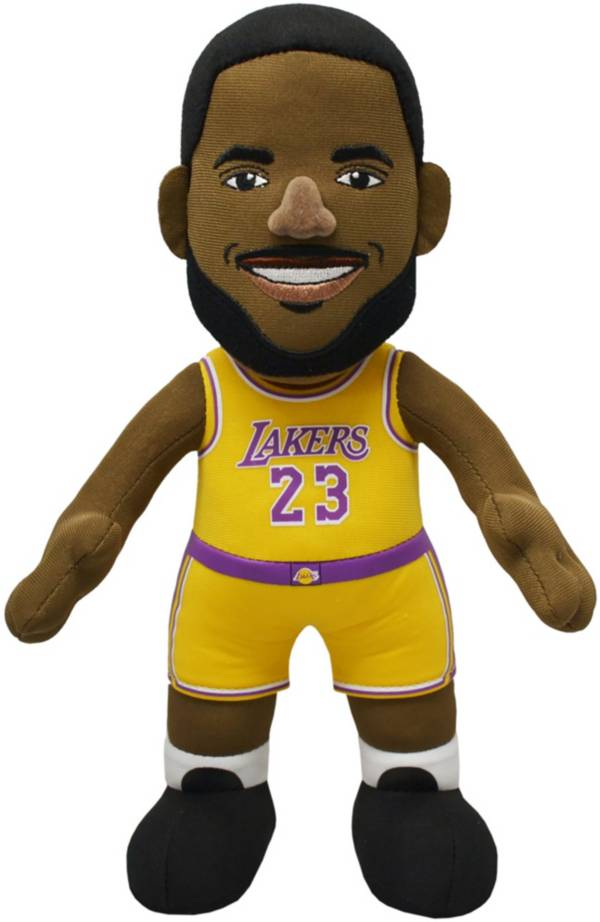 Bleacher Creatures Los Angeles Lakers Lebron James Plush product image