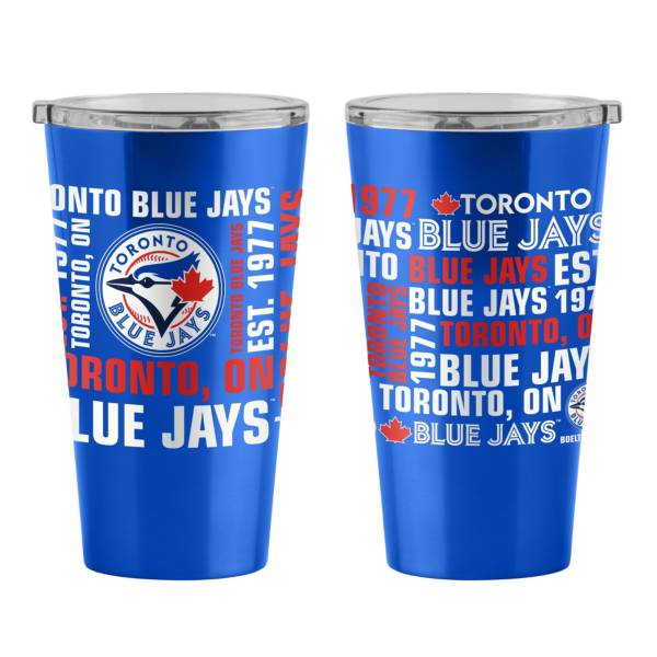 Boelter Toronto Blue Jays Stainless Steel Pint Glass product image