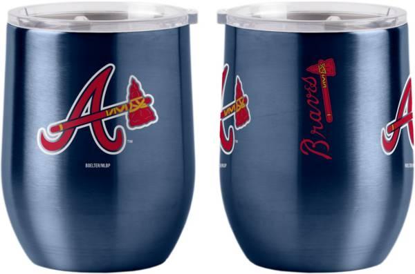Boelter Atlanta Braves Stainless Steel Wine Tumbler product image