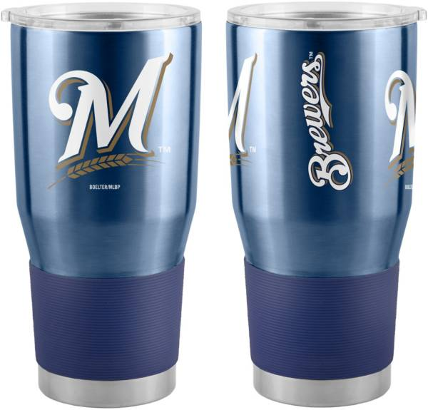 Boelter Milwaukee Brewers 30oz. Ultra Stainless Steel Tumbler product image