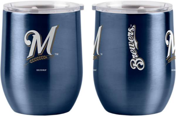 Boelter Milwaukee Brewers Stainless Steel Wine Tumbler product image