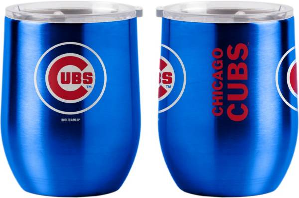 Boelter Chicago Cubs Stainless Steel Wine Tumbler product image