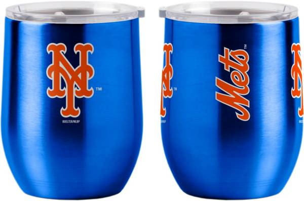Boelter New York Mets Stainless Steel Wine Tumbler product image
