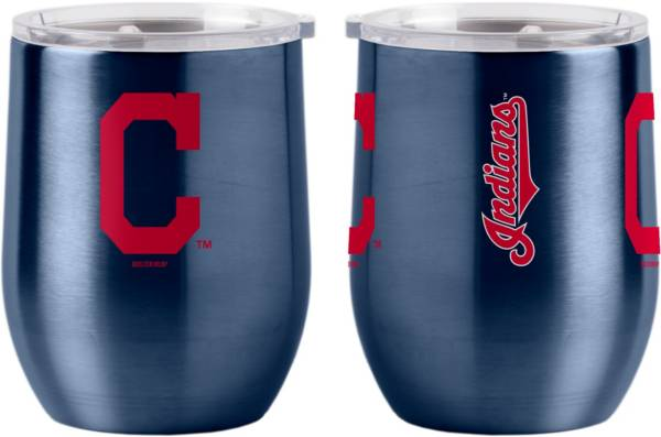 Boelter Cleveland Indians Stainless Steel Wine Tumbler product image