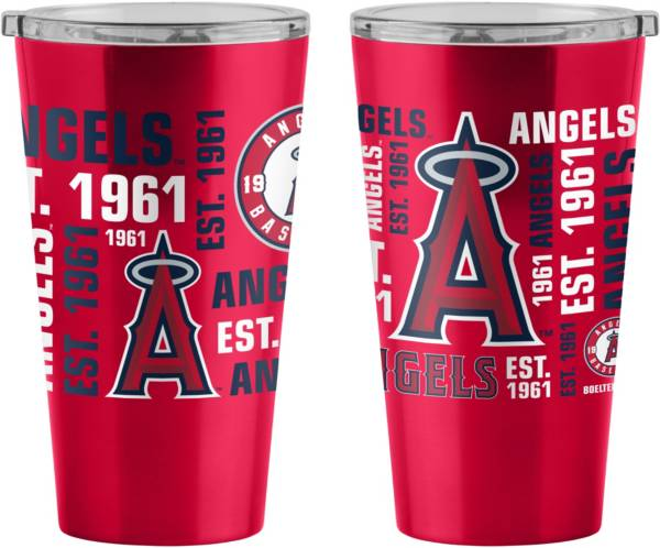 Boelter Los Angeles Angels Stainless Steel Pint Glass product image