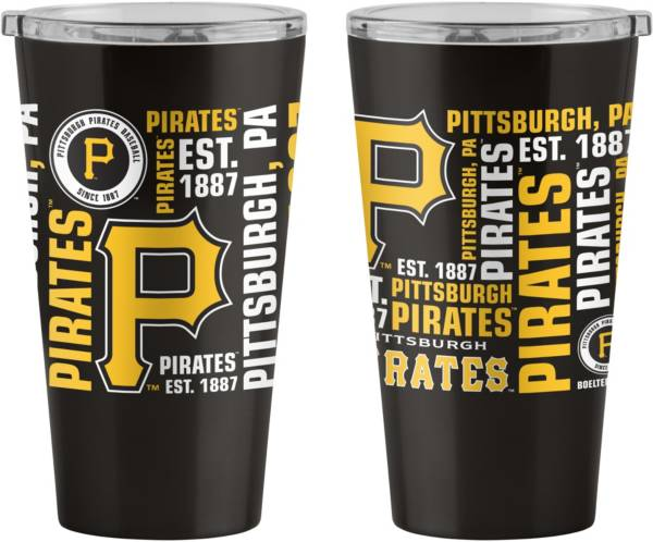 Boelter Pittsburgh Pirates Stainless Steel Pint Glass product image