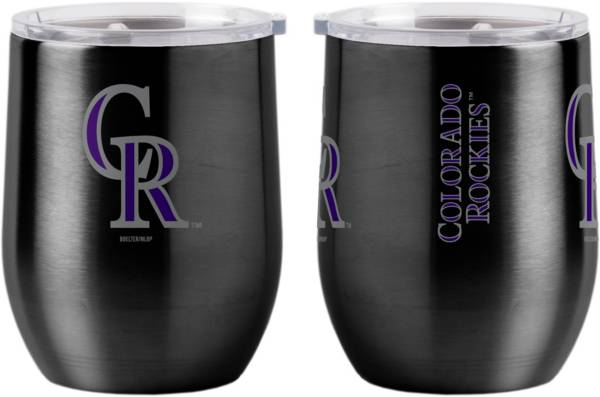 Boelter Colorado Rockies Stainless Steel Wine Tumbler product image