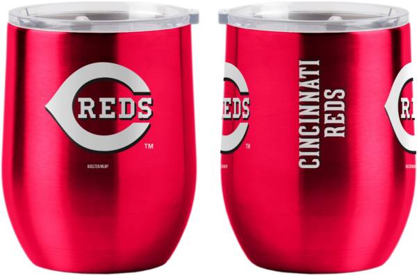 Boelter Cincinnati Reds Stainless Steel Wine Tumbler product image
