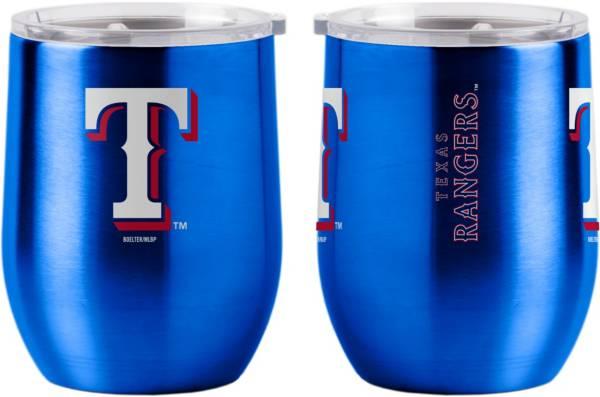 Boelter Texas Rangers Stainless Steel Wine Tumbler product image