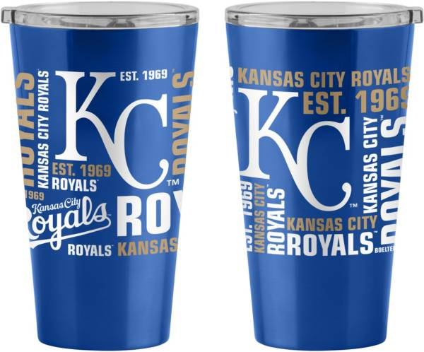Boelter Kansas City Royals Stainless Steel Pint Glass product image
