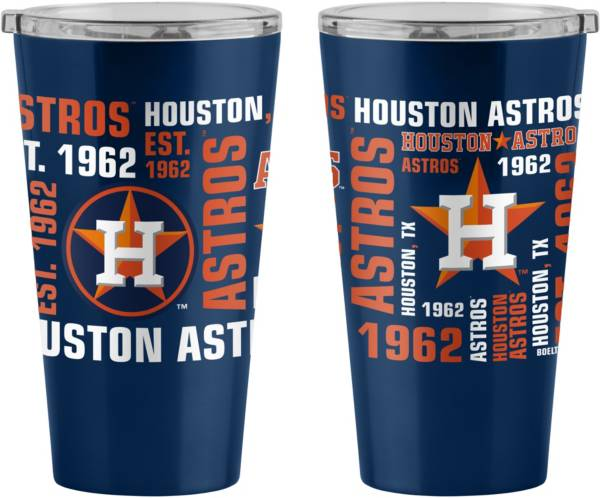 Boelter Houston Astros Stainless Steel Pint Glass product image