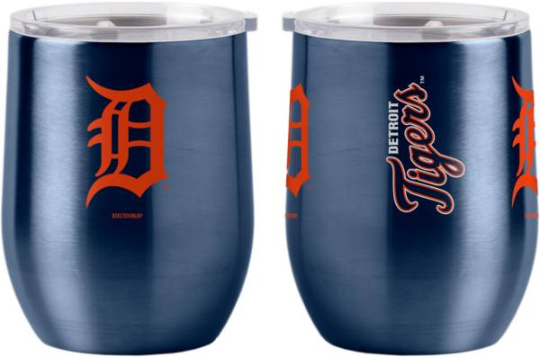 Boelter Detroit Tigers Stainless Steel Wine Tumbler product image