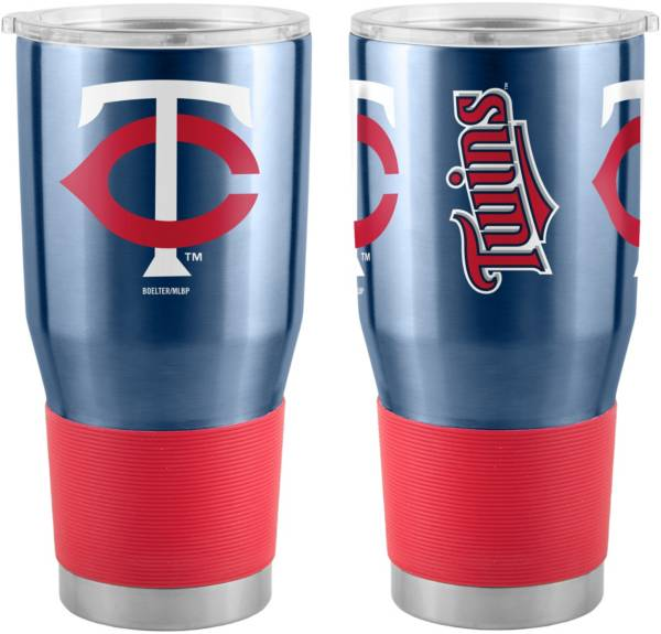 Boelter Minnesota Twins 30oz. Ultra Stainless Steel Tumbler product image