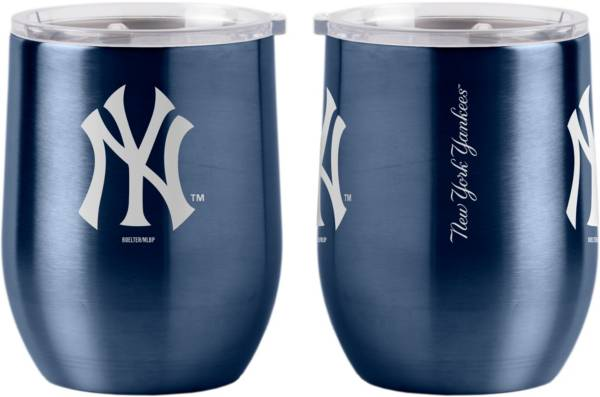 Boelter New York Yankees Stainless Steel Wine Tumbler product image