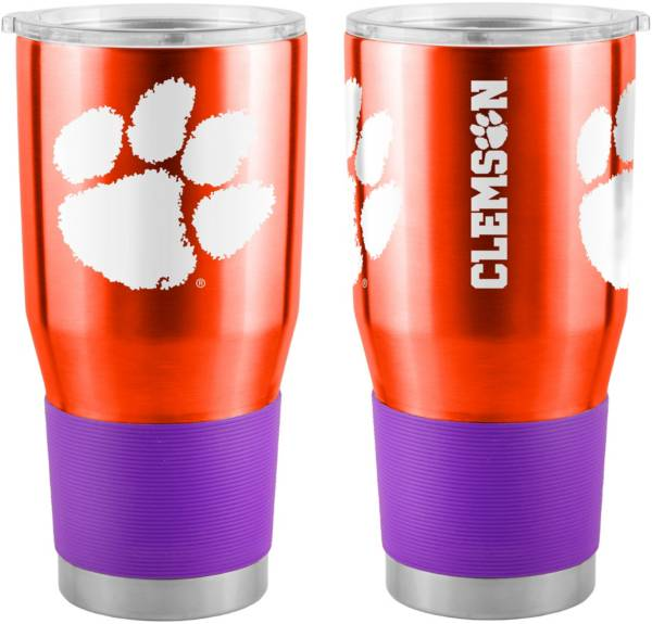Boelter Clemson Tigers 30oz. Ultra Stainless Steel Tumbler product image