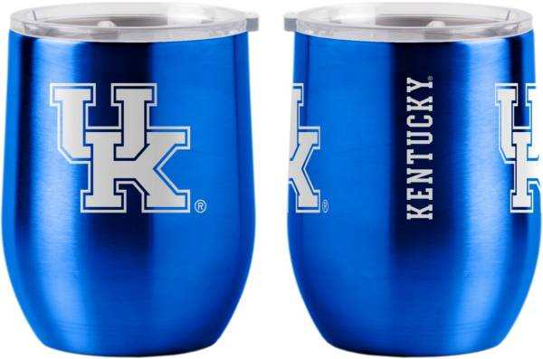 Boelter Kentucky Wildcats Stainless Steel Wine Tumbler product image