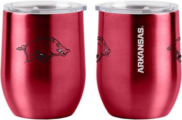 Boelter Arkansas Razorbacks Stainless Steel Wine Tumbler product image