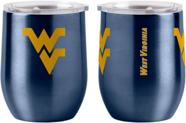 Boelter West Virginia Mountaineers Stainless Steel Wine Tumbler product image