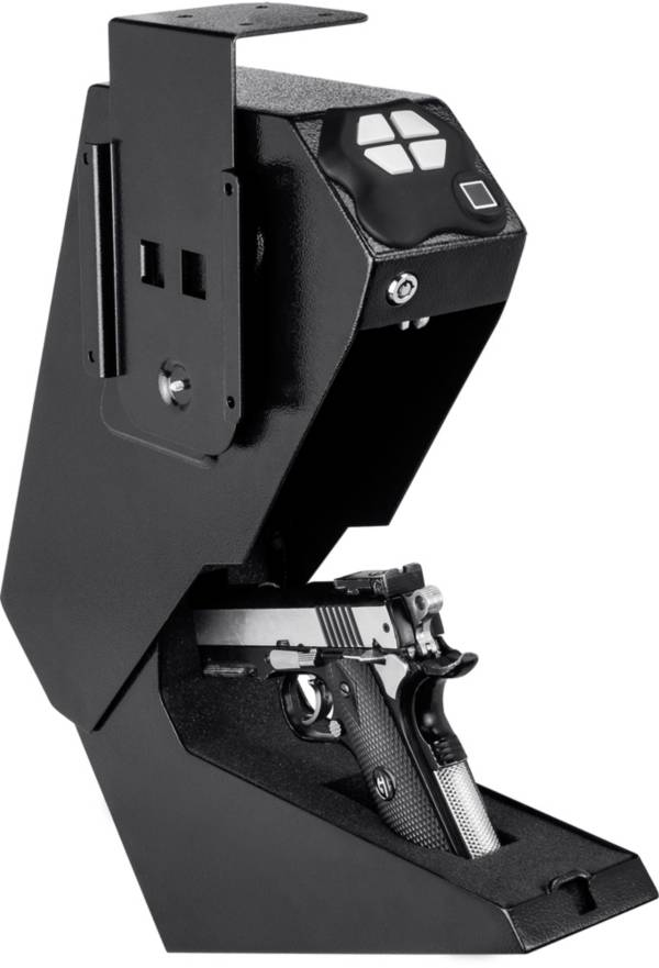Barska Quick Access Handgun Desk Safe with Biometric Lock product image