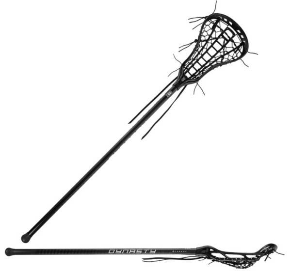 Brine Women's Dynasty Elite II on Dynasty Carbon Lacrosse Stick product image