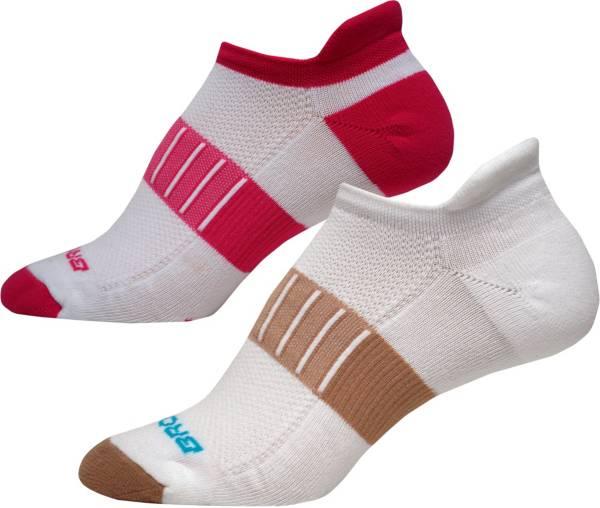 Brooks Ghost Summer Melt No Show Socks 2 Pack product image